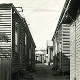 Irwin Street Buildings - St Georges Terrace Frontage 1920