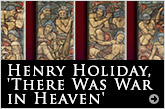 Henry Holiday, 'There Was War in Heaven'