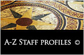A to Z Staff profiles